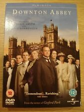 Downton Abbey Season Series 1 DVD Region 2, Very good Condition Drama