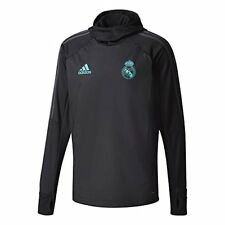 Adidas Real Madrid Warm Sweat pour Homme XS Nero (nero/gripur)