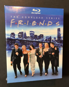 Friends [ The Complete Series Box Set ] (Blu-ray Disc) NEW