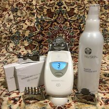 Nu Skin ageLOC Galvanic face Spa System II Facial Package. NEW! White