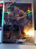 2019-20 Donruss Optic Silver Prizm Refractor #115 Devin Booker Phoenix Suns