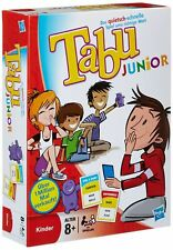 Hasbro 14334100 - TABU JUNIOR - PARTY. sold in UK. Print in German Discounted.