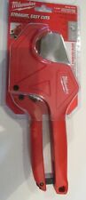 MILWAUKEE 1-5/8 in. Ratcheting Pipe Cutter BRAND NEW SEALED