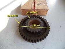 FIAT 645N2-650N2-662N2-80/90/100/110NC-BUS 314/2/3 -INGRANAGGIO 1° VEL -4605023