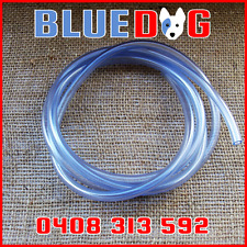 10mm Fuel Hose  x1 metres Clear (10mm ID) (14mm OD)   FL10MM