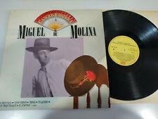 """Miguel de Molina Antologia Cancion Española Flamenco 1986 - LP Vinilo 12"""" VG/VG"""
