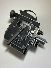 BOLEX H16 REFLEX Camera with Three Lenses