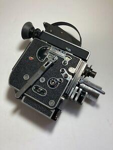BOLEX H16 REFLEX Camera with Three Lenses