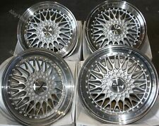 "17"" Sp Vintage Alloy Wheels Fits BMW 1 + 3 Series E36 E46 E90 E91 E92 Z3 Z4"