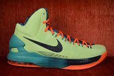 the latest 36dfe 0fbbb WORN TWICE Nike KD V 5 All Star Area 72 Galaxy 583111 300 Size 13 Hyper