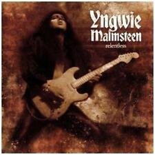 YNGWIE MALMSTEEN - RELENTLESS (NEW & SEALED) Metal CD