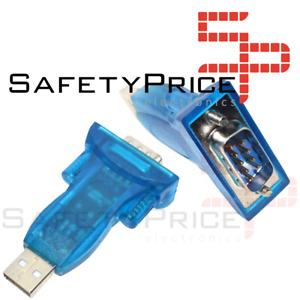 HL-340 Conversor Adaptador USB a RS232 DB9 Puerto Serie COM Basado en chip CH340
