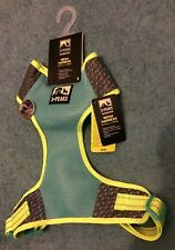 3 PEAKS MESH HARNESS (YELLOW / TURQUIOSE) LARGE 76-94 cm BNWT