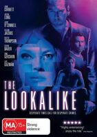 The Look Alike DVD 2014 Crime Thriller Movie - Justin Long, Jerry O'Connell