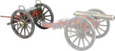 "Denix Civil War Miniature Limber 07-492 Use with Cannons or Gatling Guns. 12"" ov"