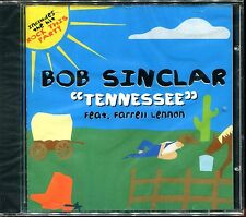 BOB SINCLAR - TENNESSEE / ROCK THIS PARTY - CD MAXI NEUF ET SOUS CELLO