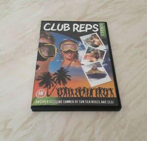 Club Reps Series 2 (DVD) Club Reps Season 2