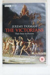 The Victorians( Jeremy Paxman) - BBC DVD,2 Disc Set - 2009 Reg 2 Preowned (D722)