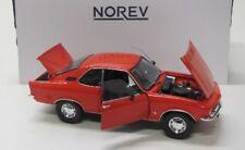 Opel Manta a (1970-1975) ladrillo rojo/norev 1:18