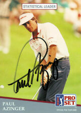 PAUL AZINGER - TRADING/SPORTS CARD SIGNED