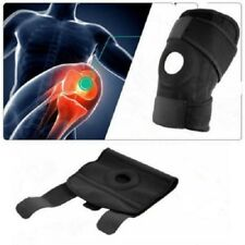 1pc Knee Brace Patella Bandage Wrap Compression Stabilizer Support w/Hook & Loop