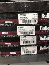 BULLET ECSR70 TIME DELAY FUSE, 70A, 600VAC/300VDC, DUAL ELEMENT, RK5
