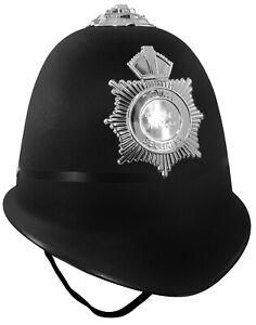 Bobby Helmet British Scotland Keystone Police Costume Officer Yard English Hat