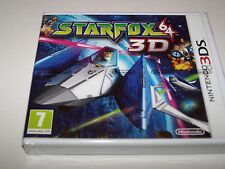 STARFOX 64 3D - Nintendo 3DS - UK PAL - NEW & FACTORY SEALED - EXC COND