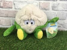 Co-op Goodness Gang Fruit & Vegetables Soft Plush Toy Colin Cauliflower Tagged