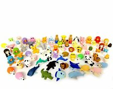 Iwako Erasers Animal Overstock (Pack of 20) with no duplicated animals!
