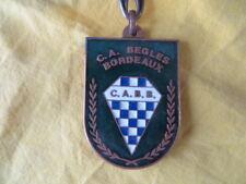 CA Bègles Bordeaux - porte clefs