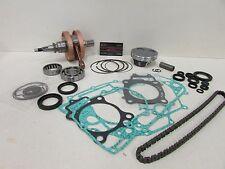 HONDA CRF 450R HOT RODS ENGINE REBUILD KIT, PISTON, GASKETS 2009-2012