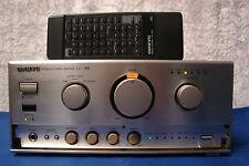 Onkyo a-911 Amplificateur Midi format avec télécommande MADE IN JAPAN