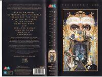MICHAEL JACKSON - DANGEROUS (1993) VHS