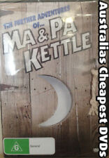 The Further Adventures Of Ma & Pa Kettle DVD NEW, FREE POSTAGE IN AUST REG4