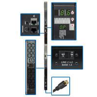 Tripp Lite PDU Monitored 8.6kW 208/120V 36 C13, 6 C19 & 3 5-15/20R NEMA L21-30P