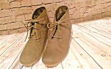 Mad Love Olive green Ankle Booties Women's size 11