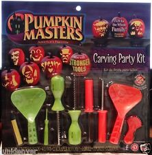 Pumpkin Masters America's Favorite Carving Party Kit-25 Piece