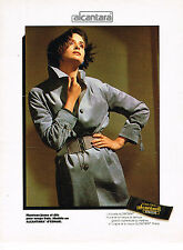 PUBLICITE ADVERTISING 034   1984   ALCANTARA D'ESMAR   manteau