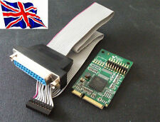 Mini PCIe PCI Express Parallel  Card 1P