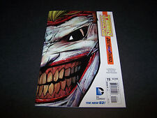 TEEN TITANS #15 DEATH OF THE FAMILY TIE IN JOKER RETURNS DIE CUT COVER SOLD OUT
