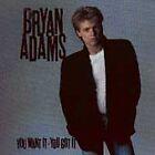 You Want It You Got It, Bryan Adams CD | 0082839315425 | New
