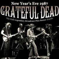 Grateful Dead - New Years Eve 1987 - DOUBLE CD SET
