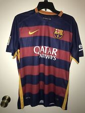 Nike Barcelona Messi 2015 Jersey New - Medium Size