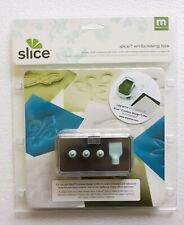 New Making Memories Slice Accessory - Embossing Tips