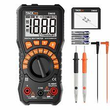 Multimeter Tacklife Dm08 Digital Multimeter Dcac Voltage Tester Dcac Curren