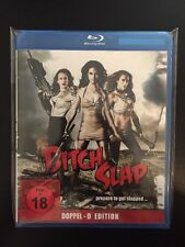BITCH SLAP Doppel D BLURAY cummings olivo voth GERMANY 2010 RATED-R Version