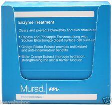 Murad Acne  Enzyme Treatment Gel Powder Pro 25 pack / 0.28 oz / 8 g NIB AUTH