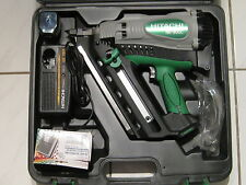 Hitachi Power Tools 3-1/2 Ch Framing Nailer,Gas NR90GC NEW Pro Series 240 volt