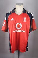 England Cricket adidas Trikot Shirt Jersey vodanfone Gr. L
